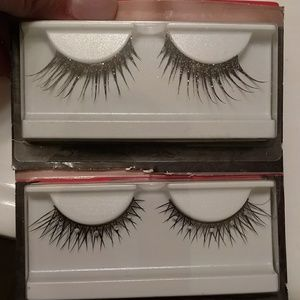 False eyelashes Three items!!!!!